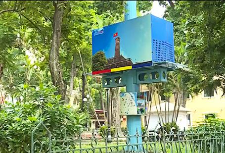 cột anten monopole cho các trạm viễn thông