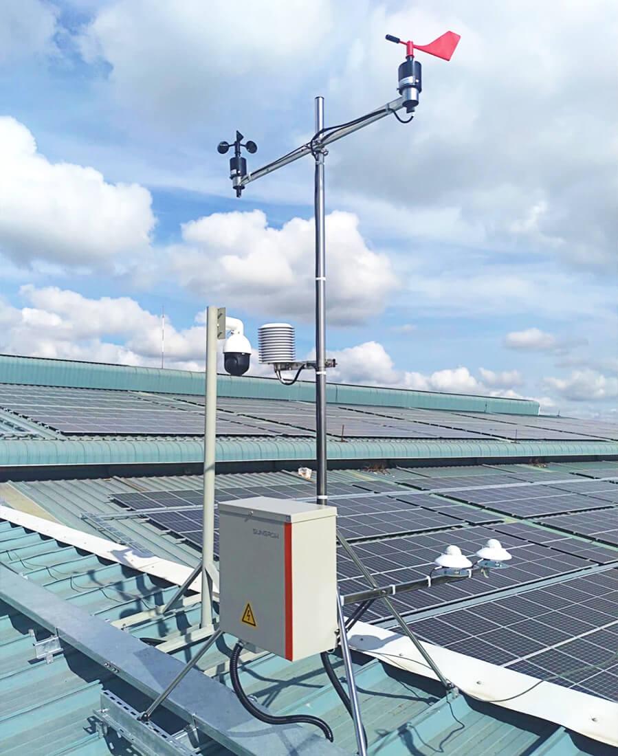 3CElectric nhà sản xuất tủ điện hàng đầu cung cấp hệ thống tủ điện và thang máng cáp cho dự án năng lượng điện mặt trời nhà máy SENDO
