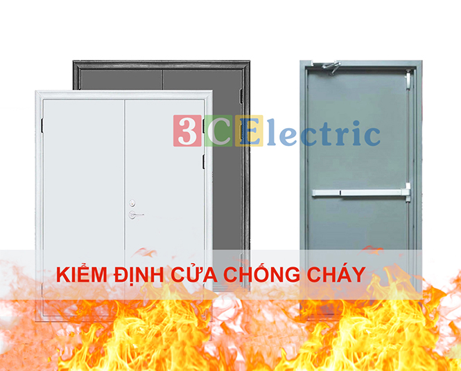 Kiểm định cửa ngăn cháy