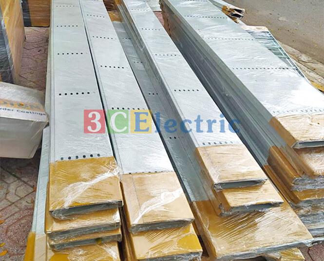 3CElectric sản xuất máng cáp điện giá rẻ, tiến độ sản xuất cực nhanh