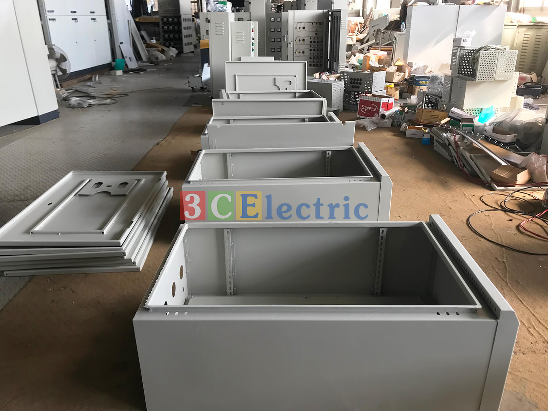 Hướng dẫn thiết kế lắp ráp tủ điện công nghiệp