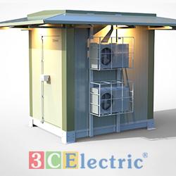 Nhà trạm viễn thông BTS - Shelter