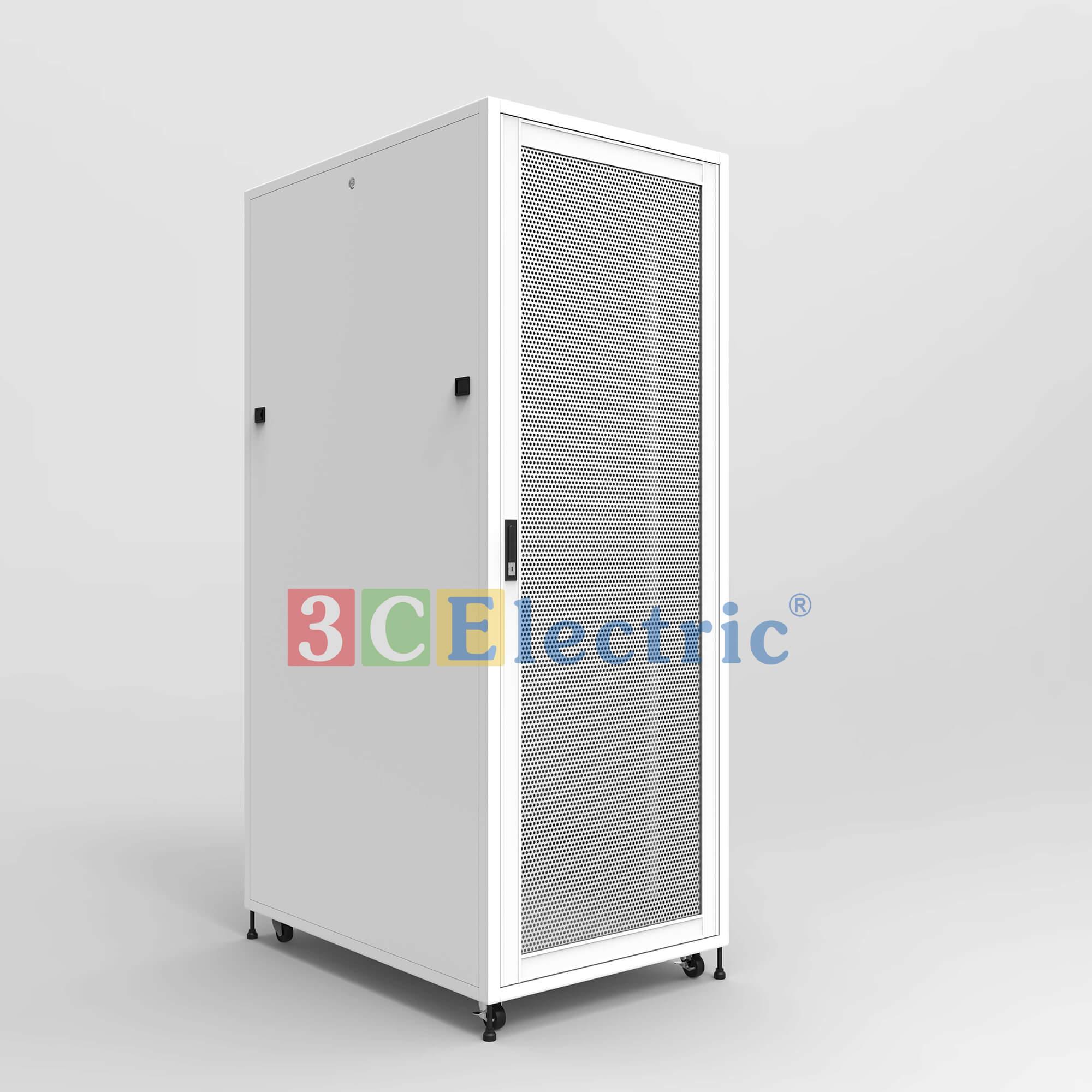 Tủ mạng C-rack, tủ rack 3CElectric