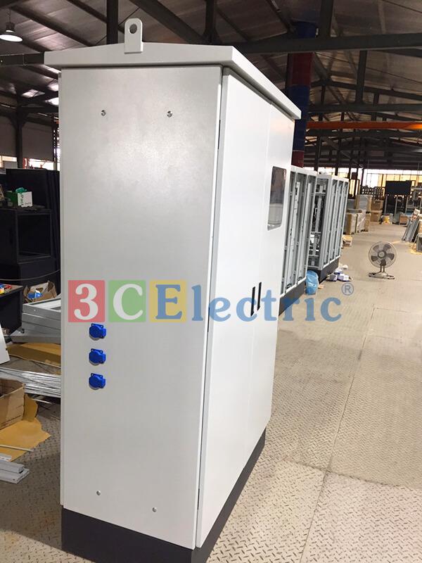 cung cấp tủ điện solar