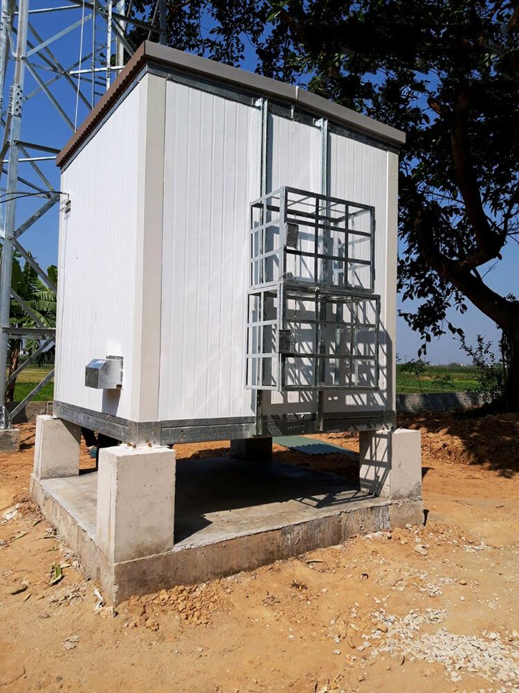 Hệ thống điện trong trạm bts shelter