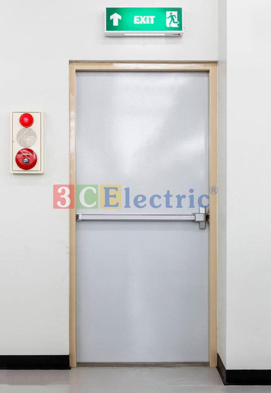 cửa chống cháy 120 phút cho bệnh viện