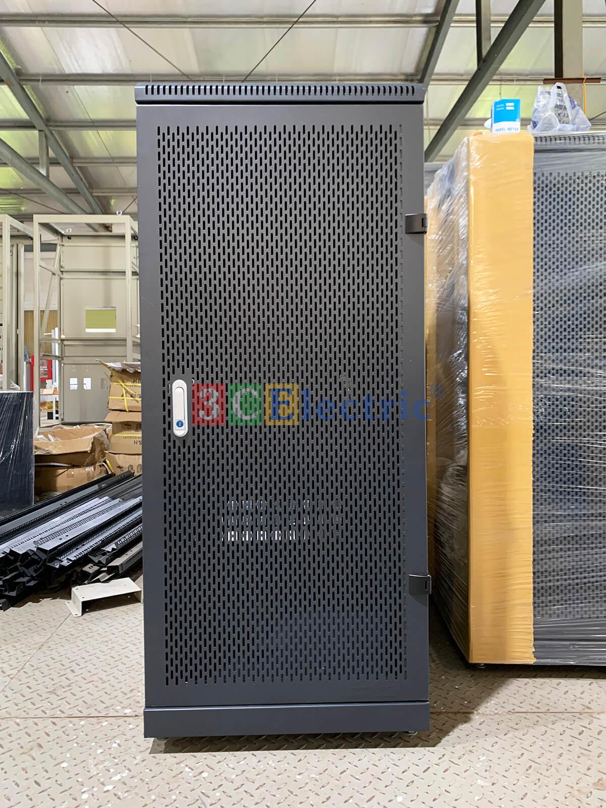 3CElectric sản xuất tủ rack 27U