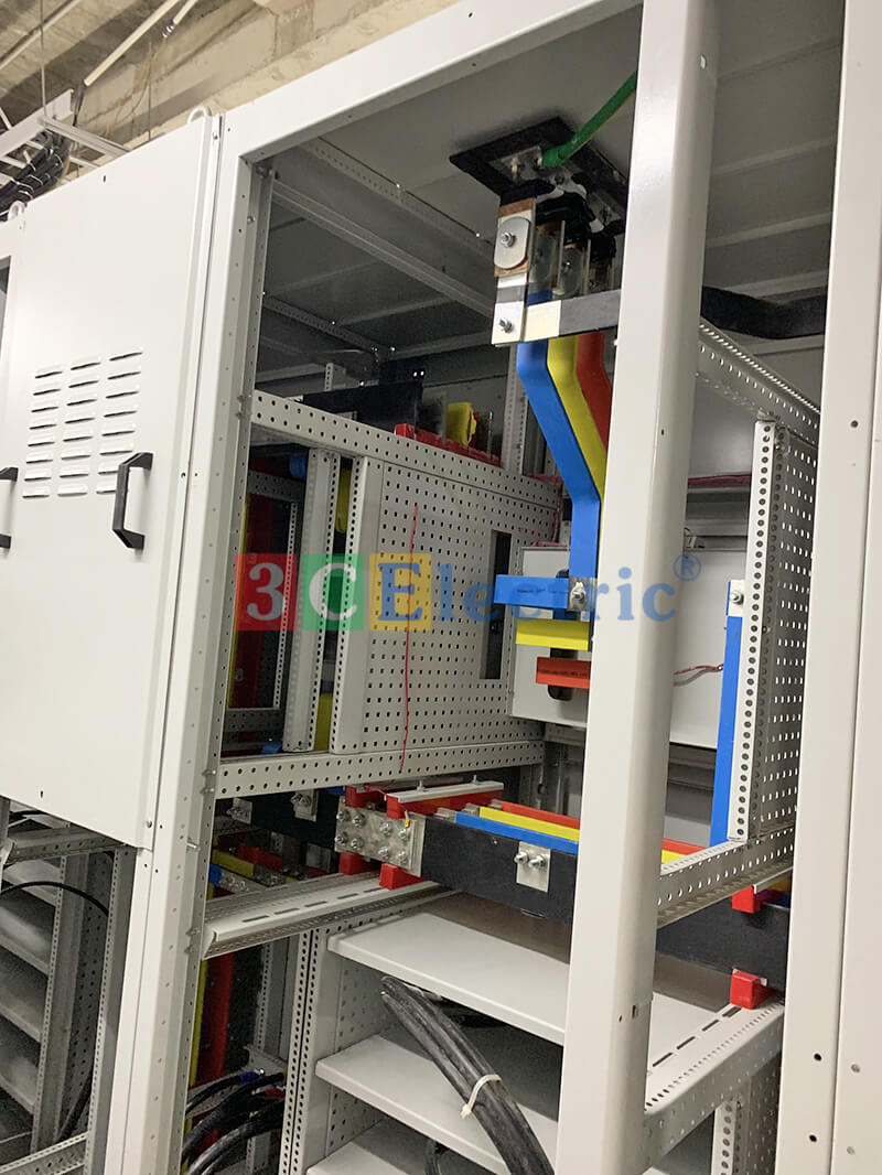 Tủ điện phân phối MSB 3CElectric sản xuất