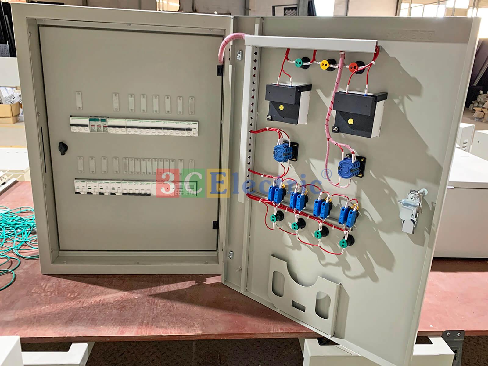 Tủ điện DB tại nhà máy 3CElectric