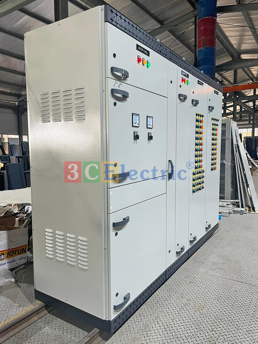 cung cấp tủ điện điều khiển cho Vingroup