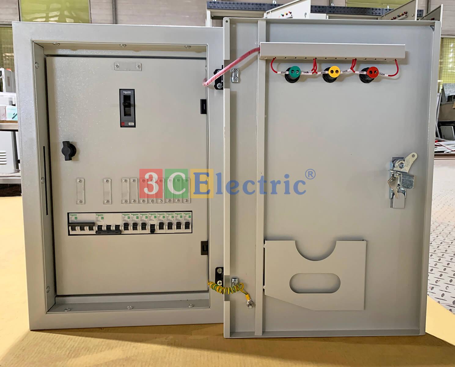 Cung cấp Tủ điện điều hoà