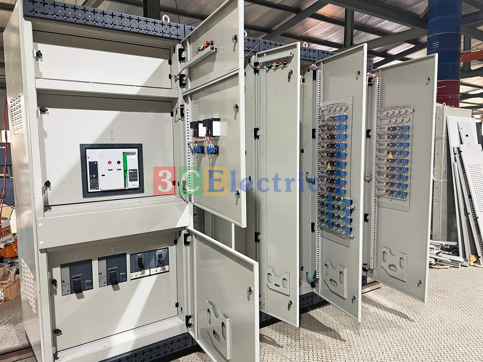 cung cấp hệ thống tủ điện cho Vingroup