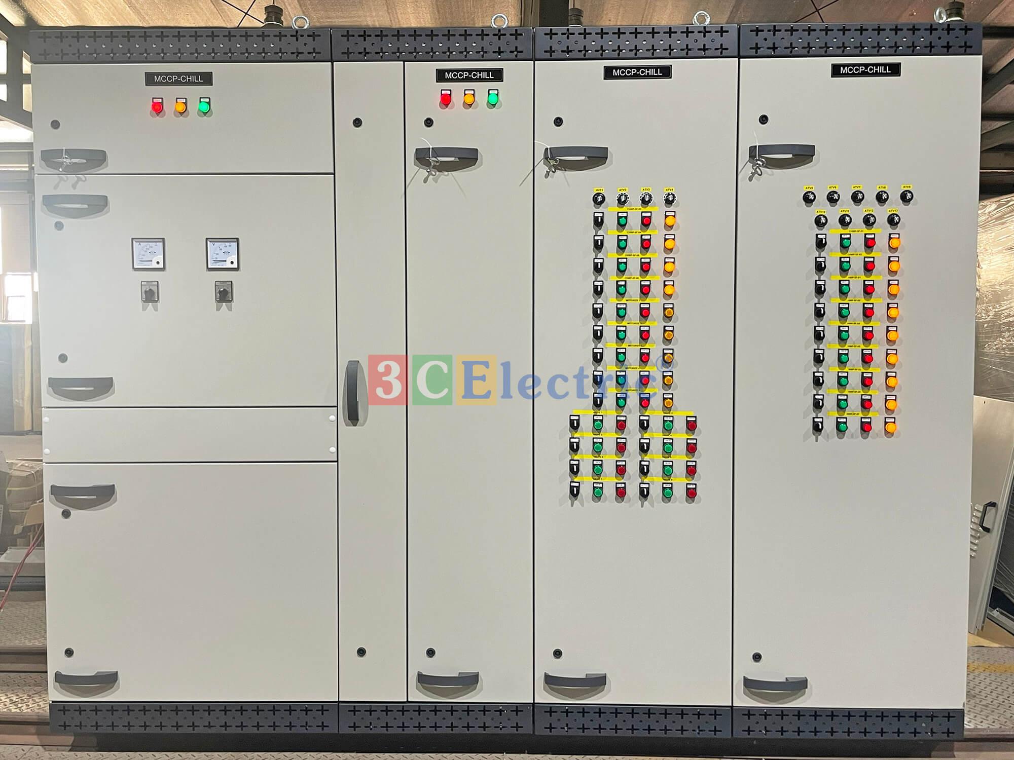 Tủ điện điều khiển chiller