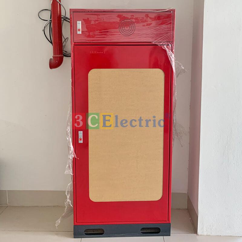 Cung cấp hệ thống vỏ tủ cứu hoả cho các dự án của Vingroup