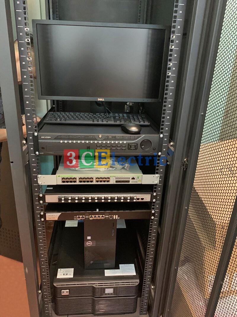 Tủ mạng 3CElectric lắp server
