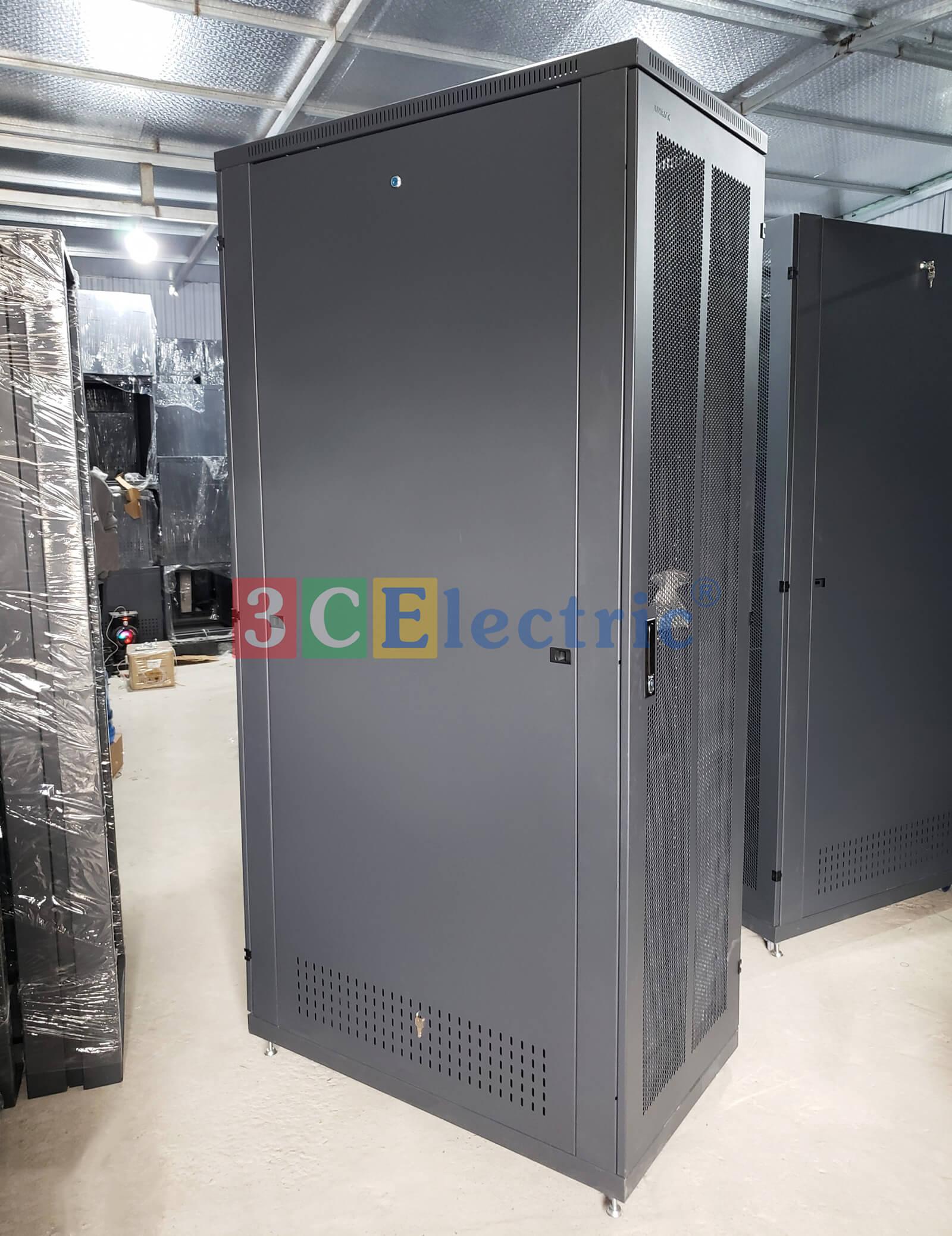 cấu tạo tủ mạng của 3CElectric