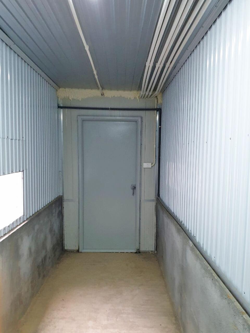 Cung cấp cửa ngăn cháy cho dự án