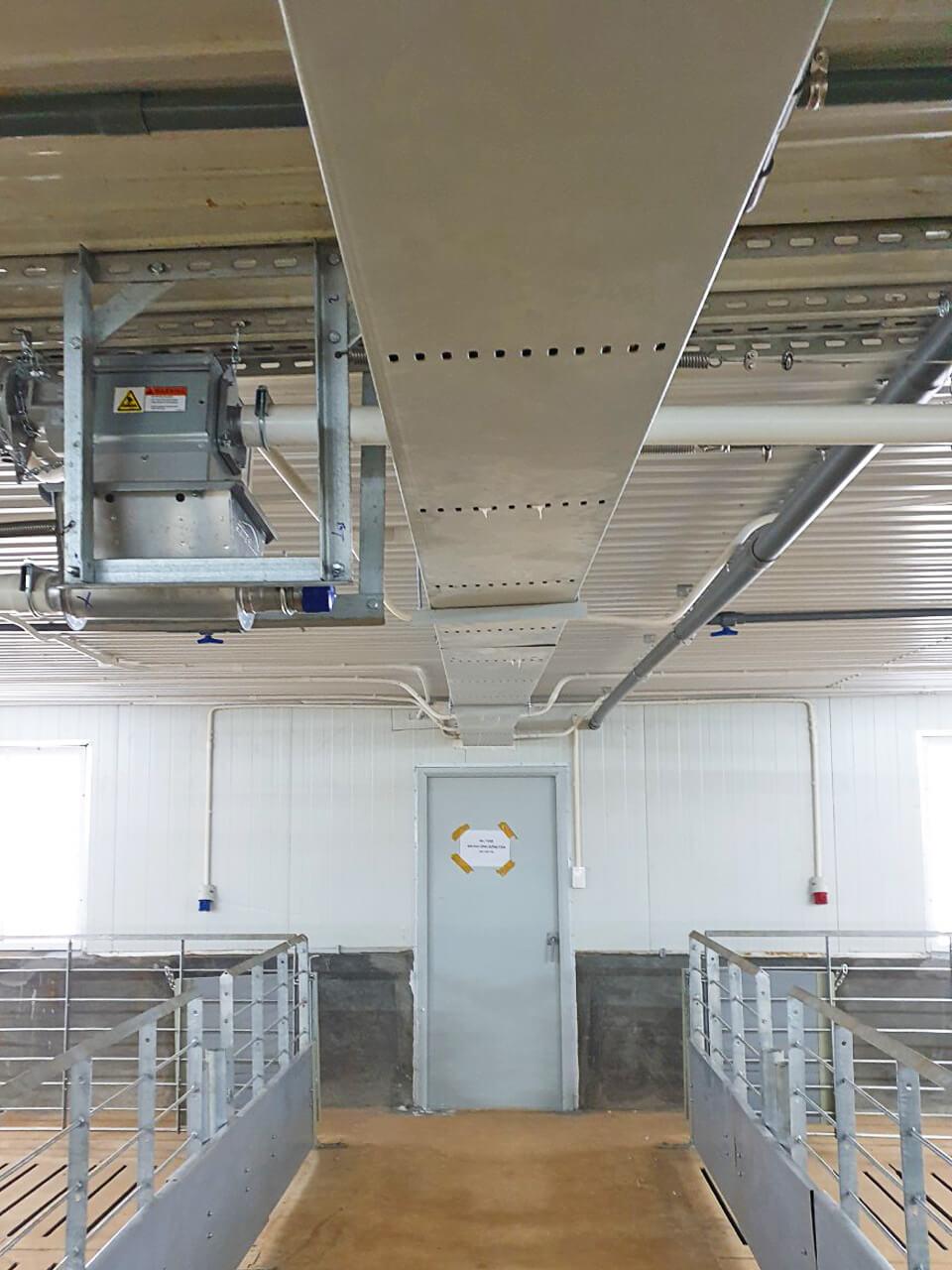 Cung cấp hệ thống cửa chống cháy
