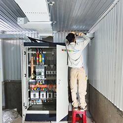 3CElectric sản xuất tủ mạng phân phối toàn quốc