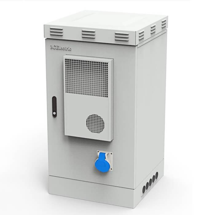 Tủ Outdoor mini 3C-ODSH1300W705D705T30